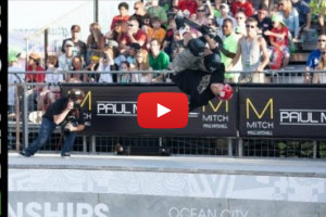 Mike McGill 3rd Place Run at Dew Tour