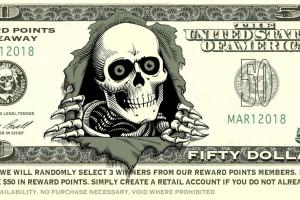 February Reward Points Giveaway