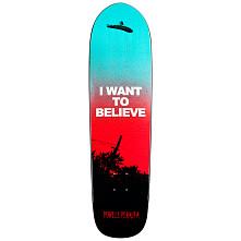 Powell Peralta Skateboard Deck Funshape Believe - 8.4 x 31.5