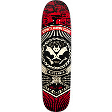 Powell Peralta Guest Artist Winston Smith Skateboard Deck - 8.4 x 31.5