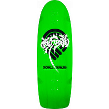 Powell Peralta Jay Smith Splash Skateboard Blem Deck Green - 10 x 31