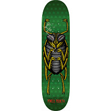Powell Peralta Roach Skateboard Blem Deck Green - Shape 247 - 8 x 31.45