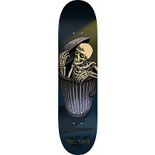 Powell Peralta Garbage Can Skelly Skateboard Deck Blue - 8 x 31.45