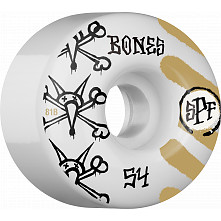 BONES SPF War Paint 54x34 P4 Skateboard Wheel 81B 4pk