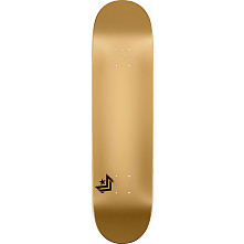 Mini Logo Chevron Skateboard Deck 191 Gold - 7.5 x 28.65