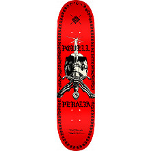 Powell Peralta SAS Chainz Skateboard Deck Red - 8 x 31.45