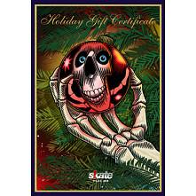 Skate One Holiday eGift Card