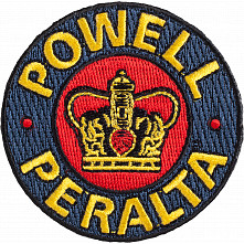 Powell Peralta Supreme Patch Single