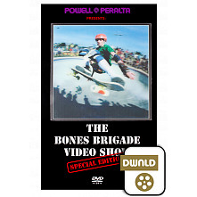 Powell Peralta Bones Brigade Video Show Special Edition SD Download