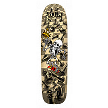 Pre Sale Bones Brigade® Rodney Mullen 10th Series Reissue Skateboard Deck Natural - 7.4 X 27.625