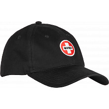 Bones Bearings Black Dad Cap
