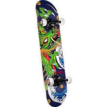 Powell Golden Dragon Cab Ink Dragon II Complete Skateboard - 7.13 X 28.5