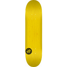 "MINI LOGO CHEVRON STAMP ""12"" SKATEBOARD DECK 248 YELLOW - 8.25 X 31.95"
