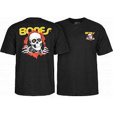 Powell Peralta Youth Ripper T-shirt - Black