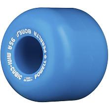 Powell Peralta Mini-Cubic 64mm 95a - Blue (4 pack)