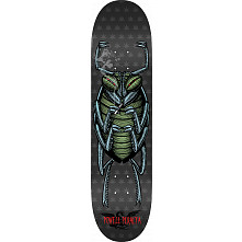 Powell Peralta Roach Skateboard Deck Grey - Shape 249 - 8.5 x 32.08