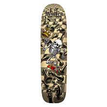 Bones Brigade® Rodney Mullen 10th Series Reissue Skateboard Deck Natural - 7.4 X 27.625