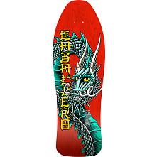 Bones Brigade® Steve Caballero 10th Series Reissue Skateboard Deck Red - 10.47 x 30.94