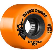 BONES WHEELS Rough Riders 59mm Orange Wheel 4pk