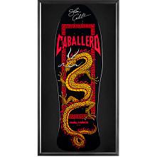 Bones Brigade® Shadowbox Caballero Blem Skateboard Deck Signed by Steve