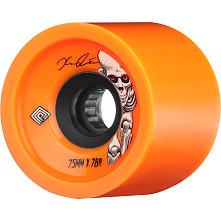 Powell Peralta Pro Kevin Reimer Skateboard Wheel 75mm 78A 4pk Orange
