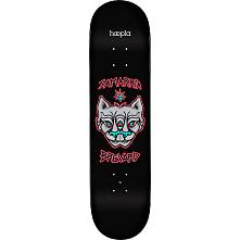 hoopla Pro Samarria Brevard Panther 2 Skateboard Deck 112