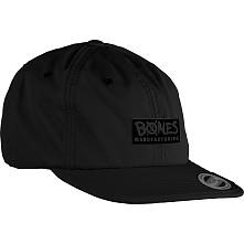 BONES WHEELS Cap Embonessed Black