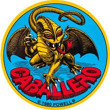 Bones Brigade Cab Original Dragon Sticker (20 pack)