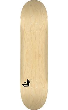 "MINI LOGO CHEVRON ""11"" SKATEBOARD DECK 181 NATURAL - 8.5 X 33.5"