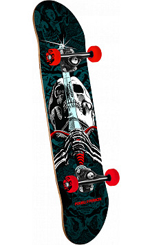Powell Peralta Skull and Sword One Off Assenbly - 7.88 x 31.67