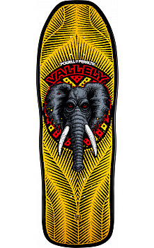 Powell Peralta Mike Vallely Elephant Skateboard Deck -