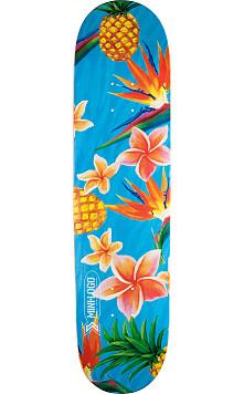 Mini Logo Small Bomb Skateboard Deck 112 Aloha - 7.75 x 31.75