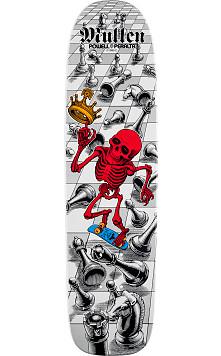 Bones Brigade Rodney Mullen 9th Series Reissue Skateboard Deck - 7.4 X 27.625