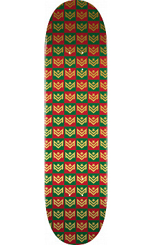 Mini Logo Chevron Skateboard Deck 127 Gift Wrap - 8 x 31.125