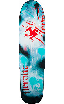 Powell Peralta Stacy Peralta Hipster 3 Skateboard Deck - 8.5 x 32.875