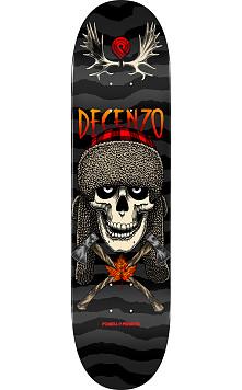 Powell Peralta Pro Scott Decenzo Trapper Skateboard Deck - 8 x 31.45