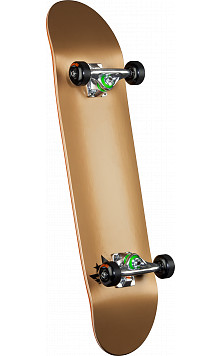 Mini Logo Chevron 127 Custom Complete Skateboard - 8 x 32.125