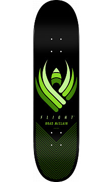 Powell Peralta Brad McClain Flight Skateboard Deck - Shape 243 - 8.25 x 31.95