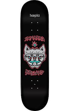 hoopla Pro Samarria Brevard Panther 2 Skateboard Deck 181