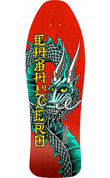 Bones Brigade® Steve Caballero 10th Series Reissue Skateboard Deck Red - 10.47 x 30.94