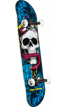 Powell Peralta Skull and Snake CMYK Assembly - 7.625 x 31.625