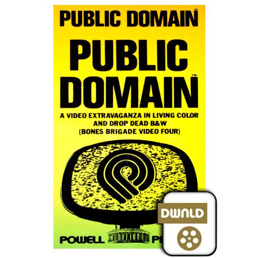 Powell Peralta Public Domain SD Download