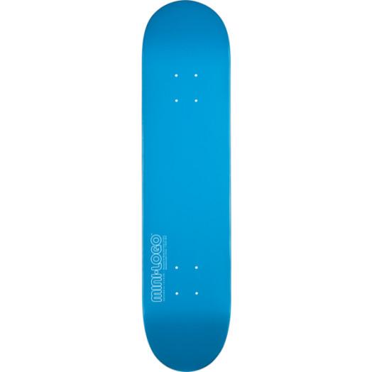 Mini Logo 188 K12 Skateboard Deck Blue - 7.88 x 31.67