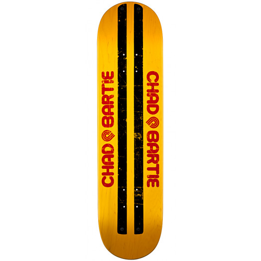 Powell Peralta LIGAMENT Pro Chad Bartie Faux Beamer Skateboard Deck - 8.5 x 33.5