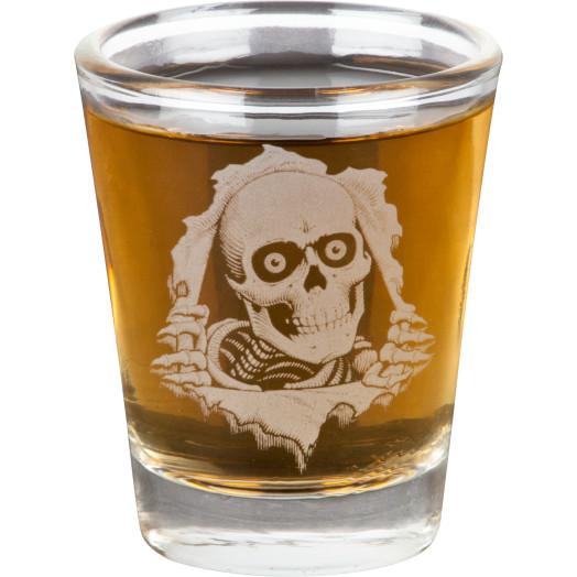 Powell Peralta Ripper Shot Glass