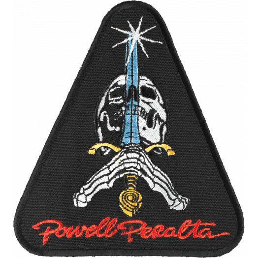Powell Peralta Skull and Sword Patch