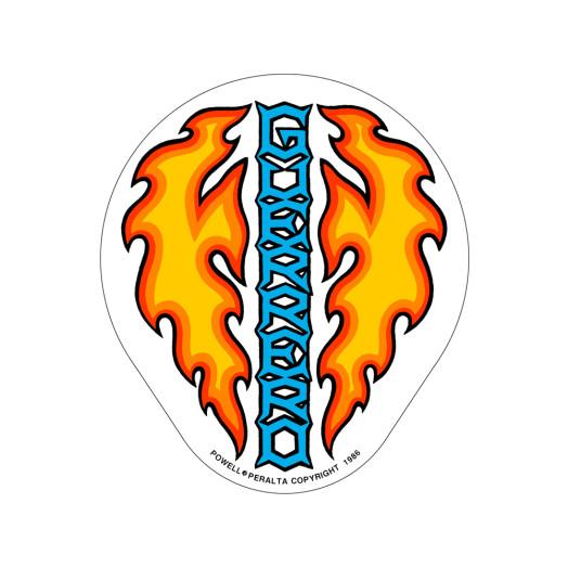 Bones Brigade® Guerrero Dagger Sticker (Single)