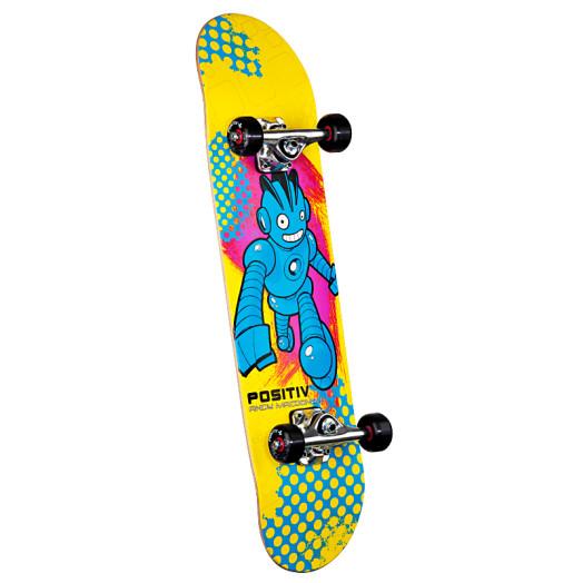 Positiv Andy Macdonald Monster Series Complete Skateboard - 7.625 x 31.625