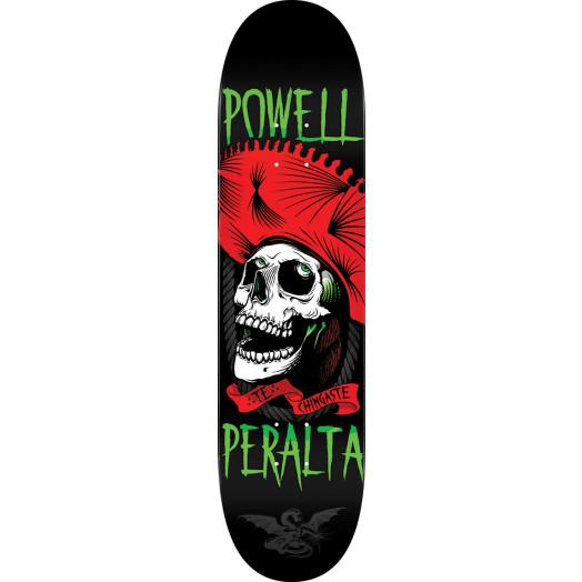 Powell Peralta Te Chingaste Skateboard Blem Deck Red - Shape 247 - 8 x 31.45
