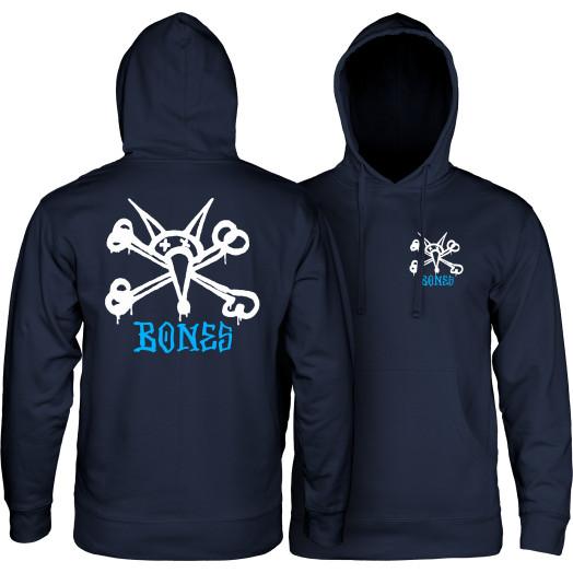 Powell Peralta Vato Rat Hooded Sweatshirt Navy